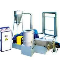 Гранулятор для переработки отходов пленочного производства УПАК -3
