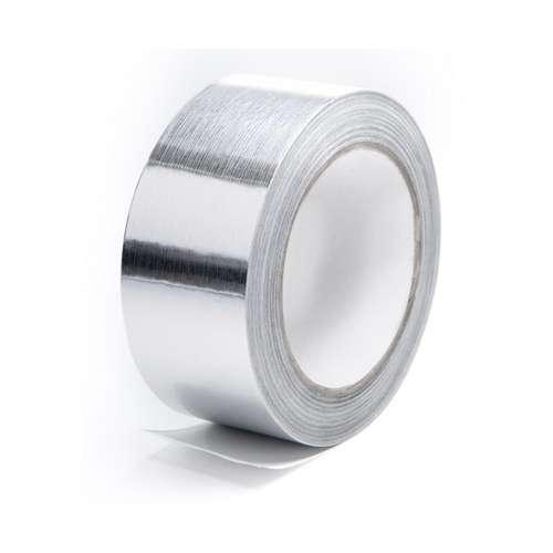 Скотч алюминиевый 20 м 48 мм
