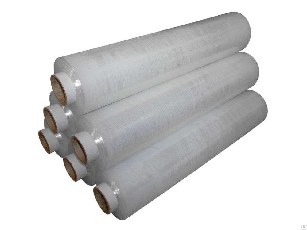 Стрейч пленка 17 мкм 500 мм 1 кг
