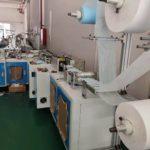 Автоматическая линия по производству масок
